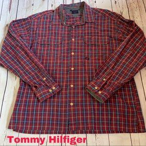 Men's Tommy Hilfiger Jeans size XL X-Large top